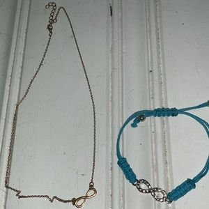 necklace and bracelet bundle